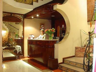 Hoteles de Lujo en Cuenca Hotel Río Piedra