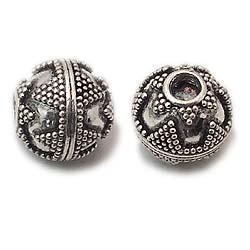 Silver Fine Beads