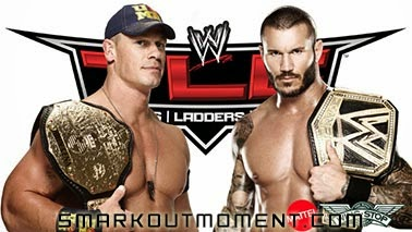 WWE Champion Unified Title 2013 TLC Cena vs Orton Spoilers