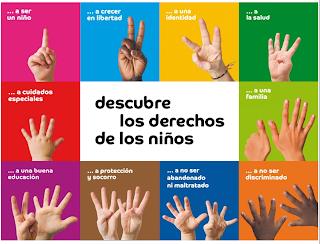 20 de noviembre - Día de los Derechos del niño