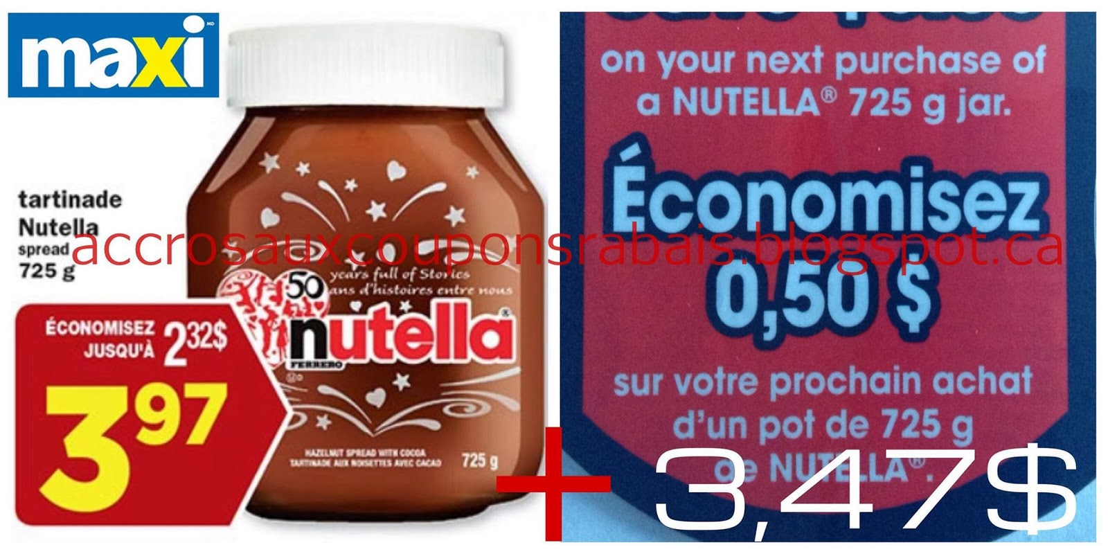 Accros aux coupons france