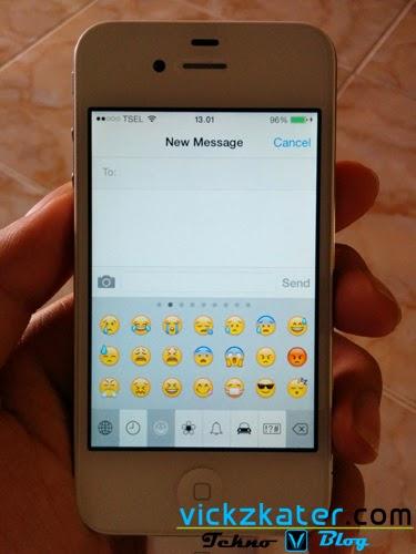 Cara Mengaktifkan Emoji di iOS