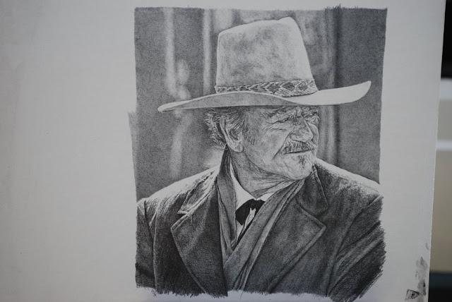 Фан-арт. Карандашные портреты знаменитостей от graphartist64