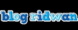 Blog Ridwan