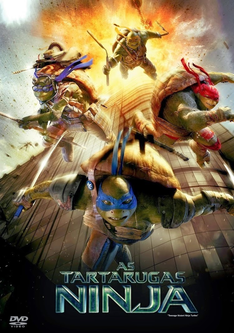 As Tartarugas Ninja – Dublado (2014)
