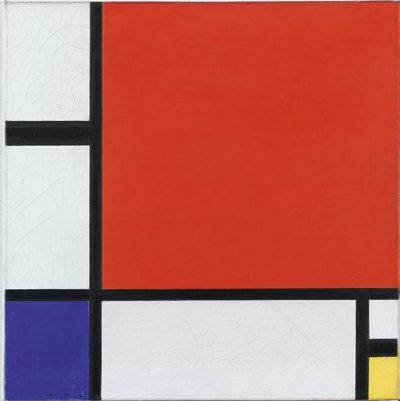 Artistes Designers Piet Mondrian