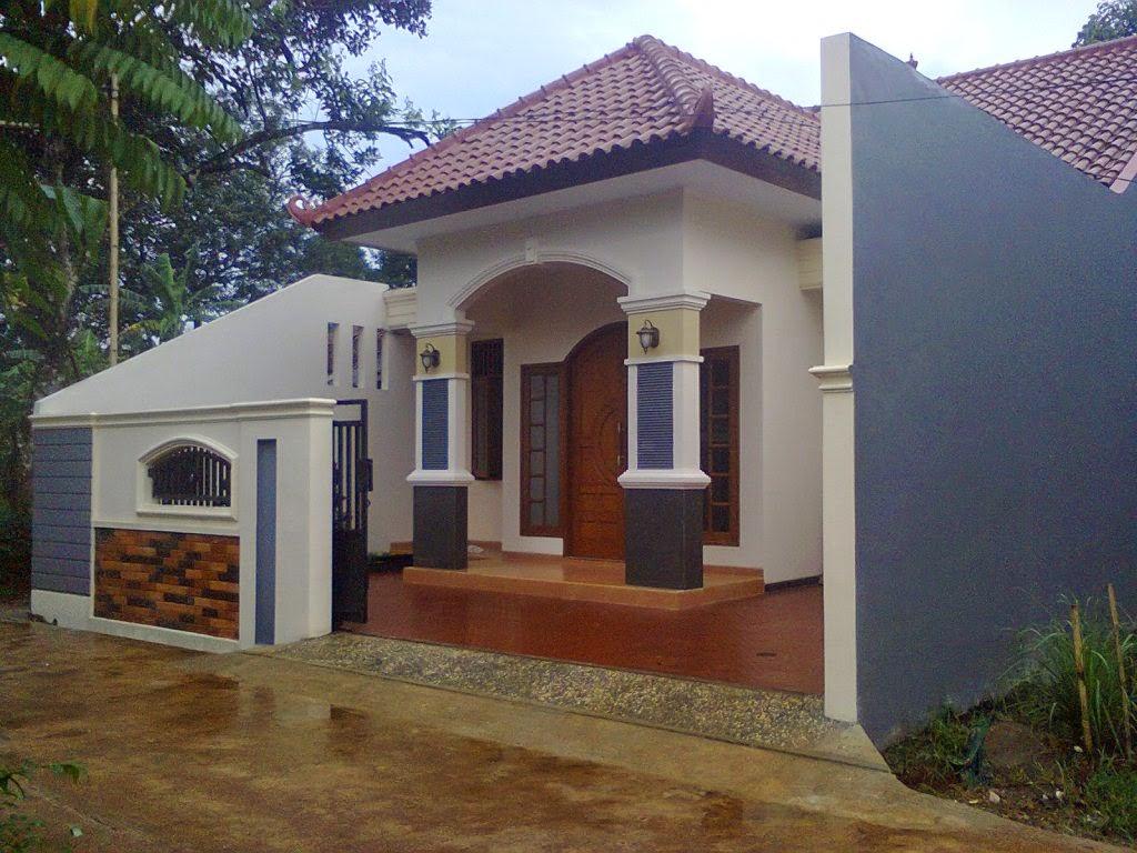 Gaya Terbaru 21+ Teras RumahKlasik, Talang Cor