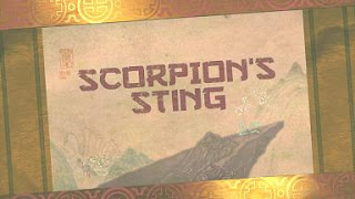Cover, resensi film, film review, Kung Fu Panda : Legend of Awesomeness S01E01 - Scorpion's Sting, pic