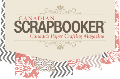 Canadian Scrapbooker Magazine