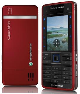 Sony Ericsson C902i, 3g smart phone