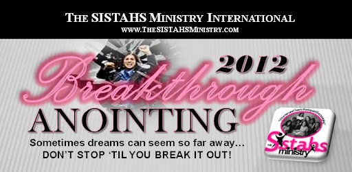 Breakthrough Anointing
