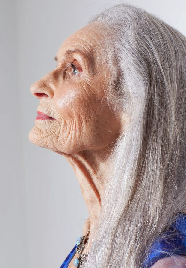 la belleza no tiene edad