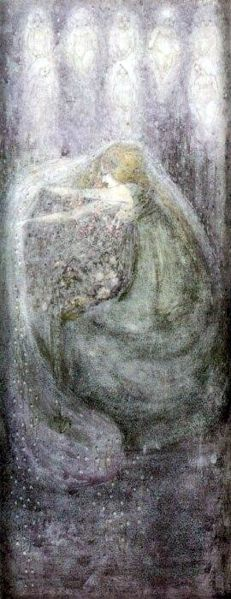 margaret macdonald mackintosh winter