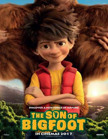 Poster Of Hollywood Film Watch Online The Son of Bigfoot 2017 Full Movie Download Free Watch Online 300MB