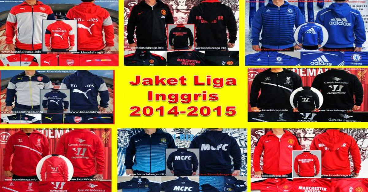 Distributor online untuk Jaket Bola dan Kaos Polo Bola