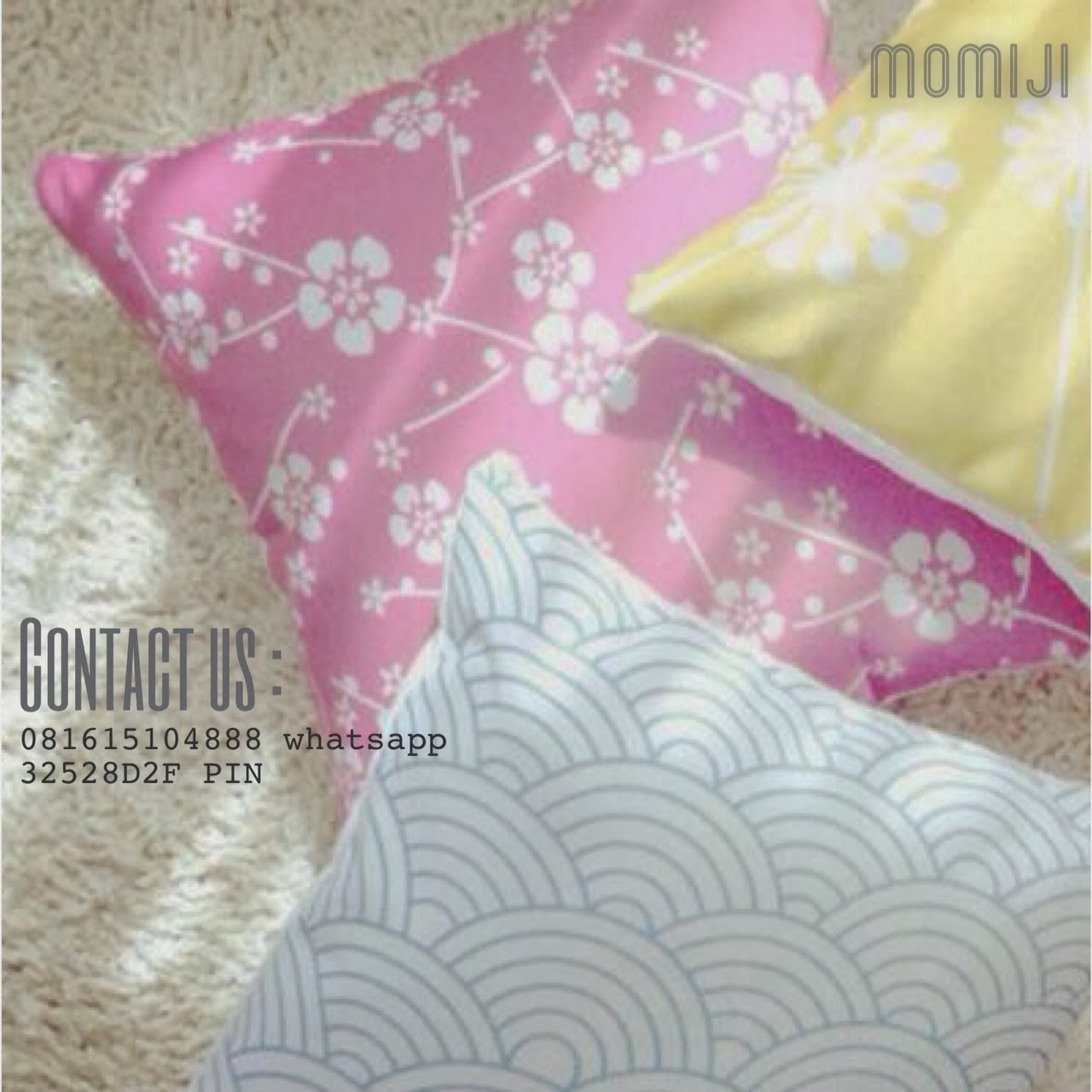 Momiji - for everything handmade