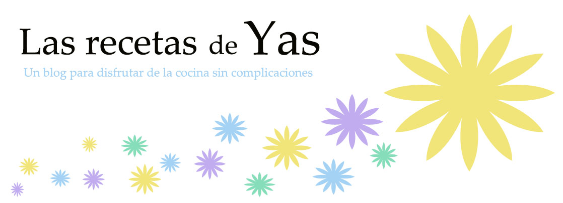 Las recetas de Yas