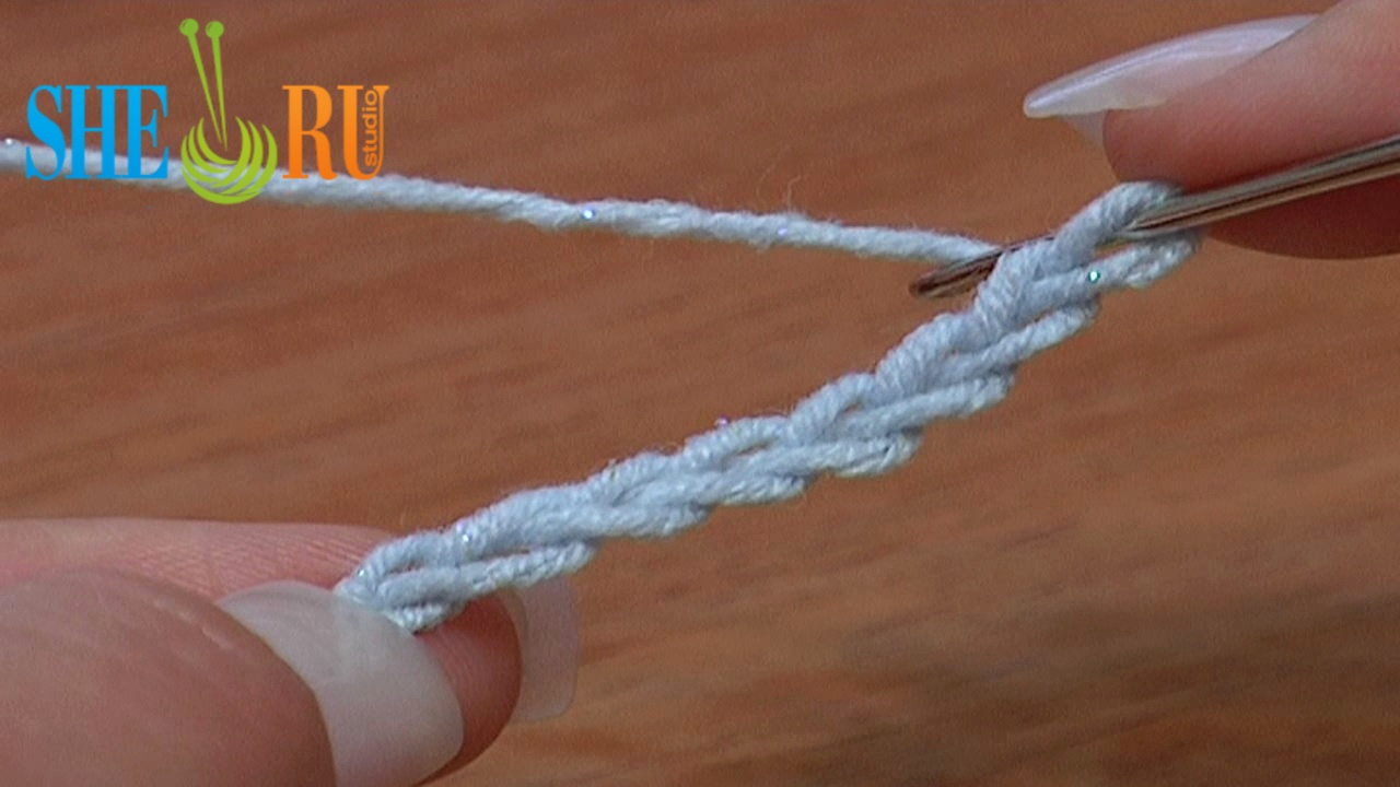How to Crochet Chain Stitch Foundation Chain Beginning Crochet ...