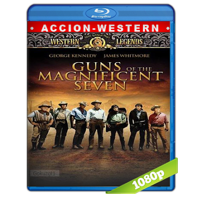 La Furia De Los Siete Magnificos (1969) BRRip Full 1080p Audio Trial Latino-Castellano-Ingles 5.1