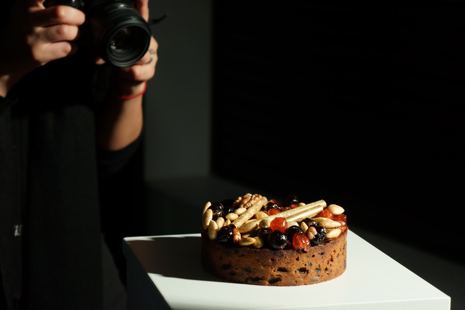 food photography in action
