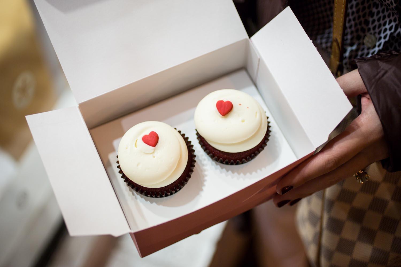 Georgetown Red Velvet Cupcakes