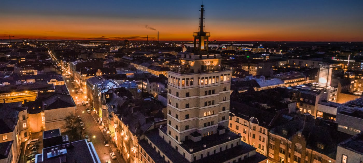 Solo Sokos Hotel Torni