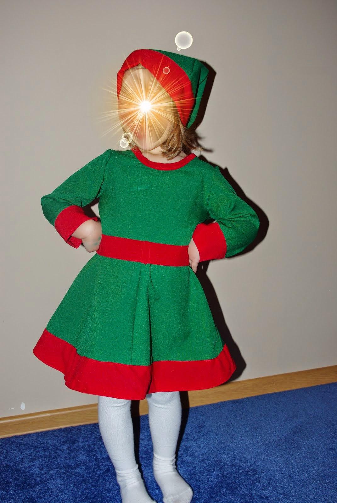 Kostium Elfa