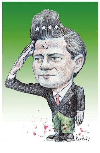 Caricatura, Cartón Político