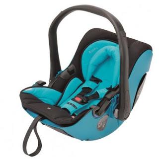 3 sièges-auto Kiddy Evolution Pro