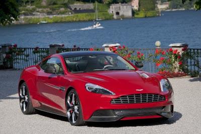 Vanquish name for Aston Martin's new V12 flagship