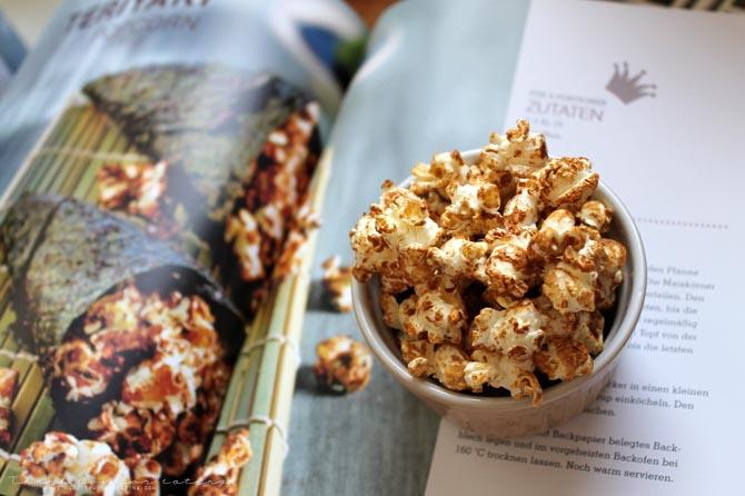 Teriyaki Popcorn