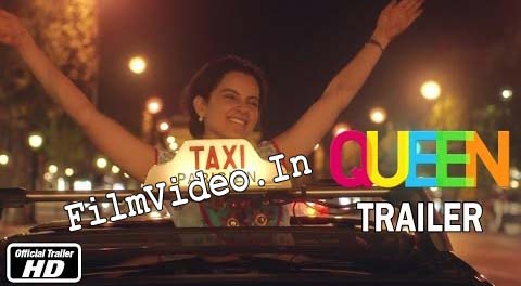Queen (2014) - Official Trailer Watch Online