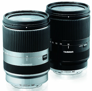 Tamron 18-200mm Mirrorless Interchangeable-Lens Camera