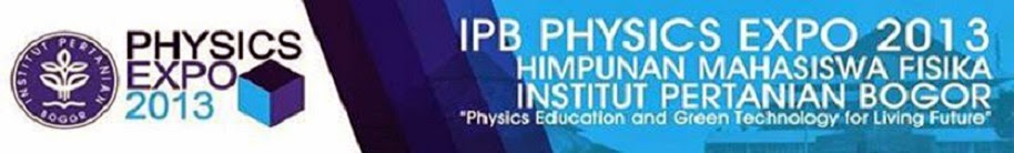 IPB PHYSICS EXPO