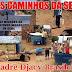 Padre Djacy Brasileiro inicia 'Caminhos da sede'