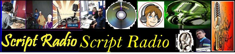 SCRIPT RADIO