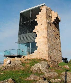 Torre de Vilharigues, Vouzela - Portugal