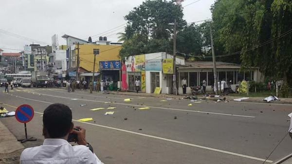 Master Govt Protest Turns Into Clash In Front Of Sirikotha