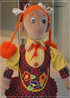 развивающая кукла Аделиша Застёжкина.