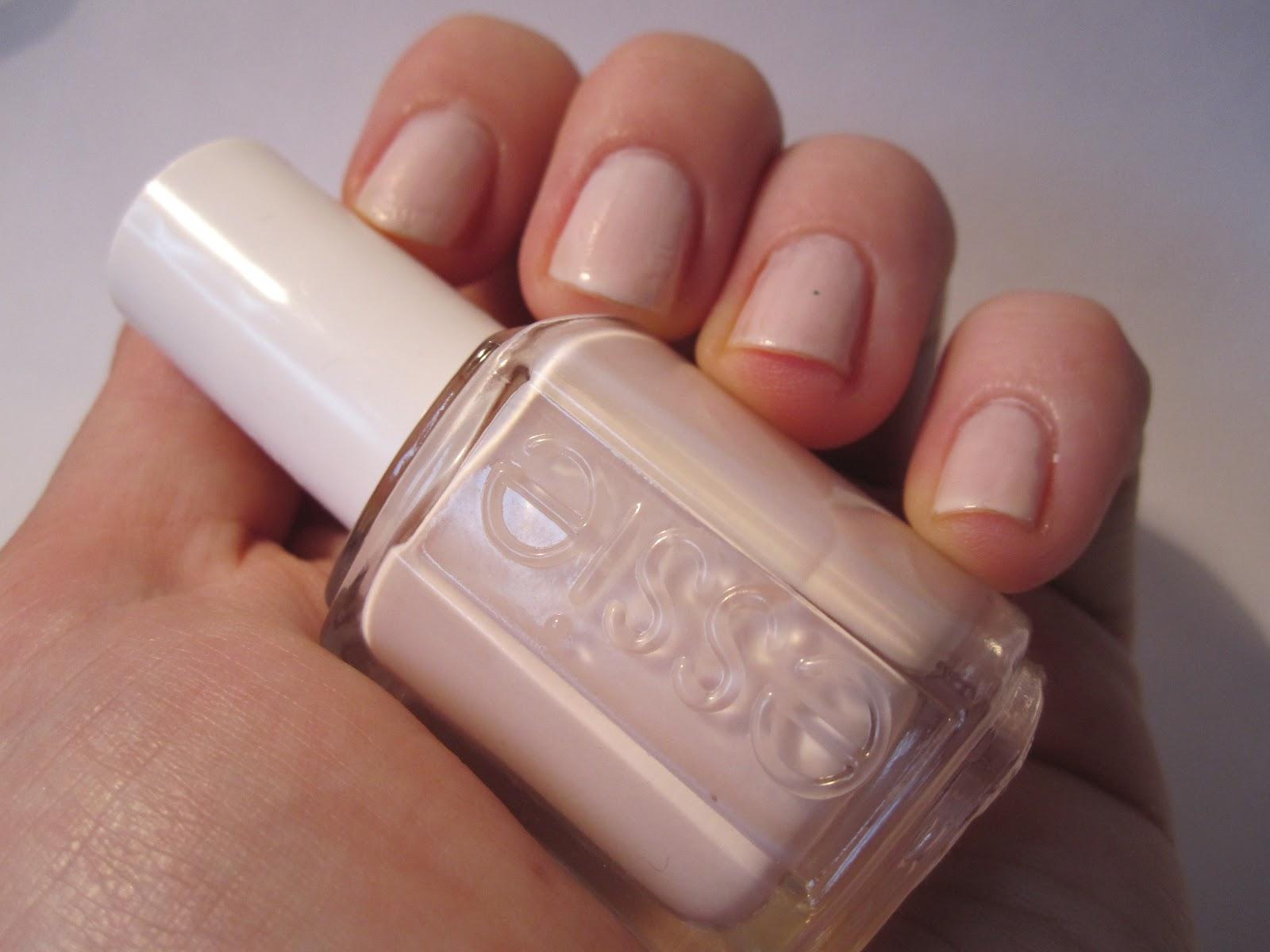Essie Allure Nail Polish Shade Review - marieclaire.com