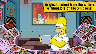 The Simpsons™: Tapped Out v4.4.0 Apk Mod Full Free Pro Game Mediafire Zippyshare Download http://Apkdrod.blogspot.com