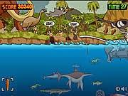 game hay cá mập tiền sử