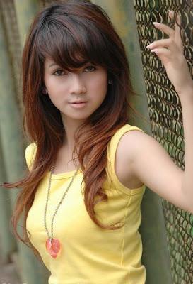 Foto Model Cantik 7