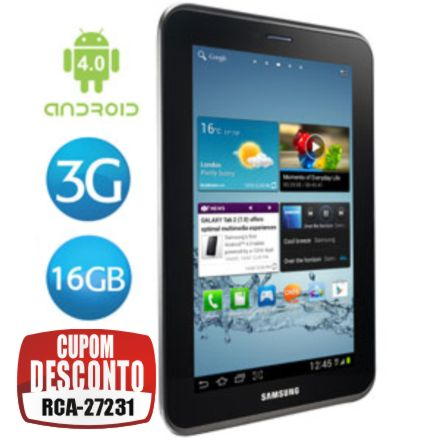 Tablet Galaxy P3100 3G