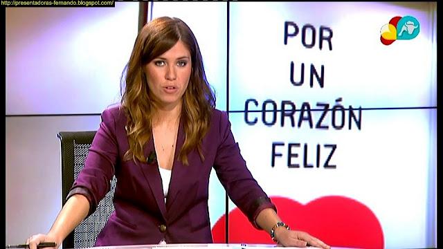 Marta Garcia Bruno Telediario Intereconomia