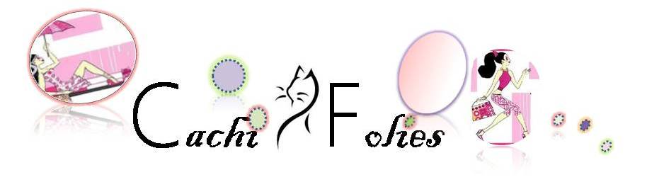 Les folies de cachi : blog mode & lifestyle  fun