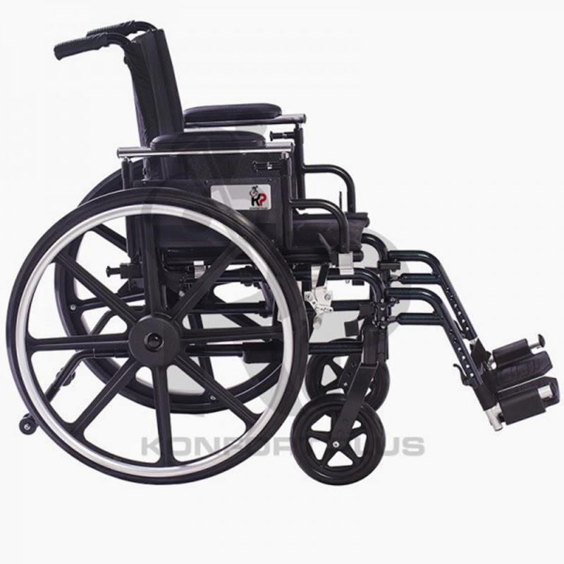 Alquiler de sillas de ruedas estandar konfort ayudas medicas en casa - Alquiler de sillas de ruedas electricas ...