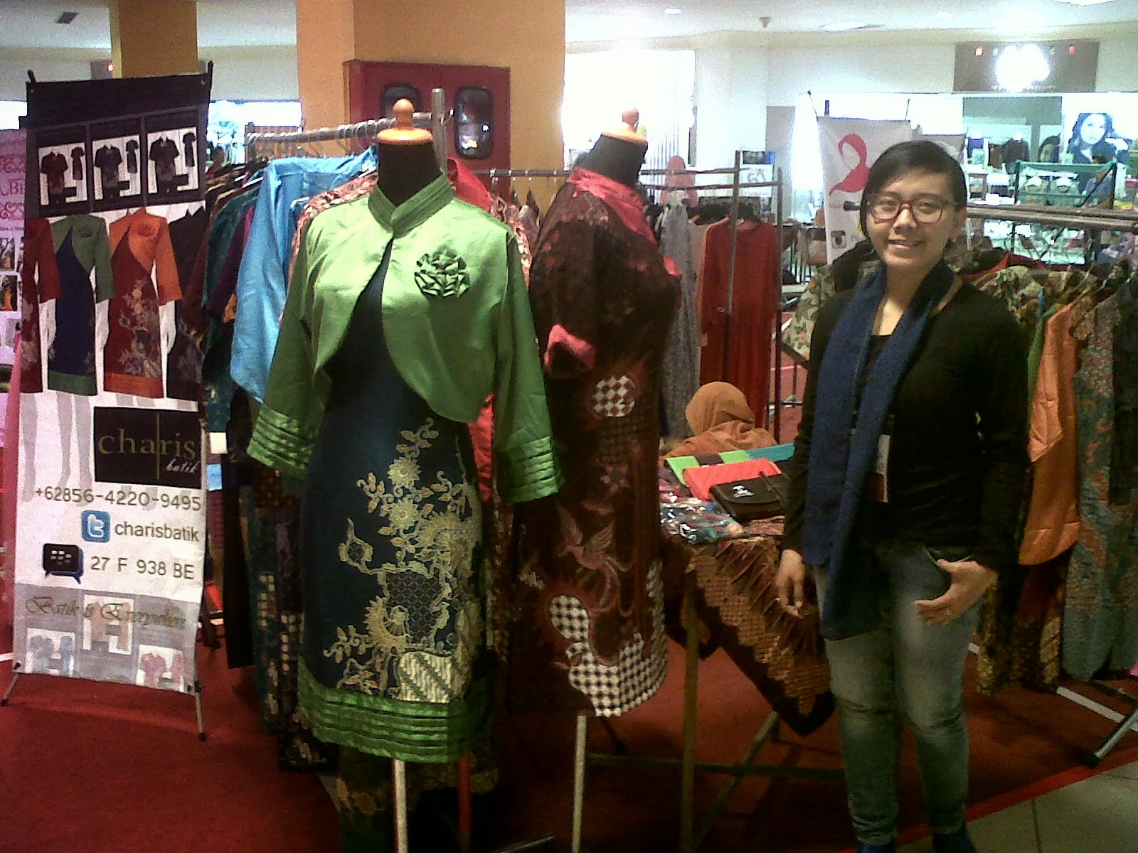 Charis Batik - Pameran Solo Grand Mall 12- 14 Oktober 2013 | Sara ...