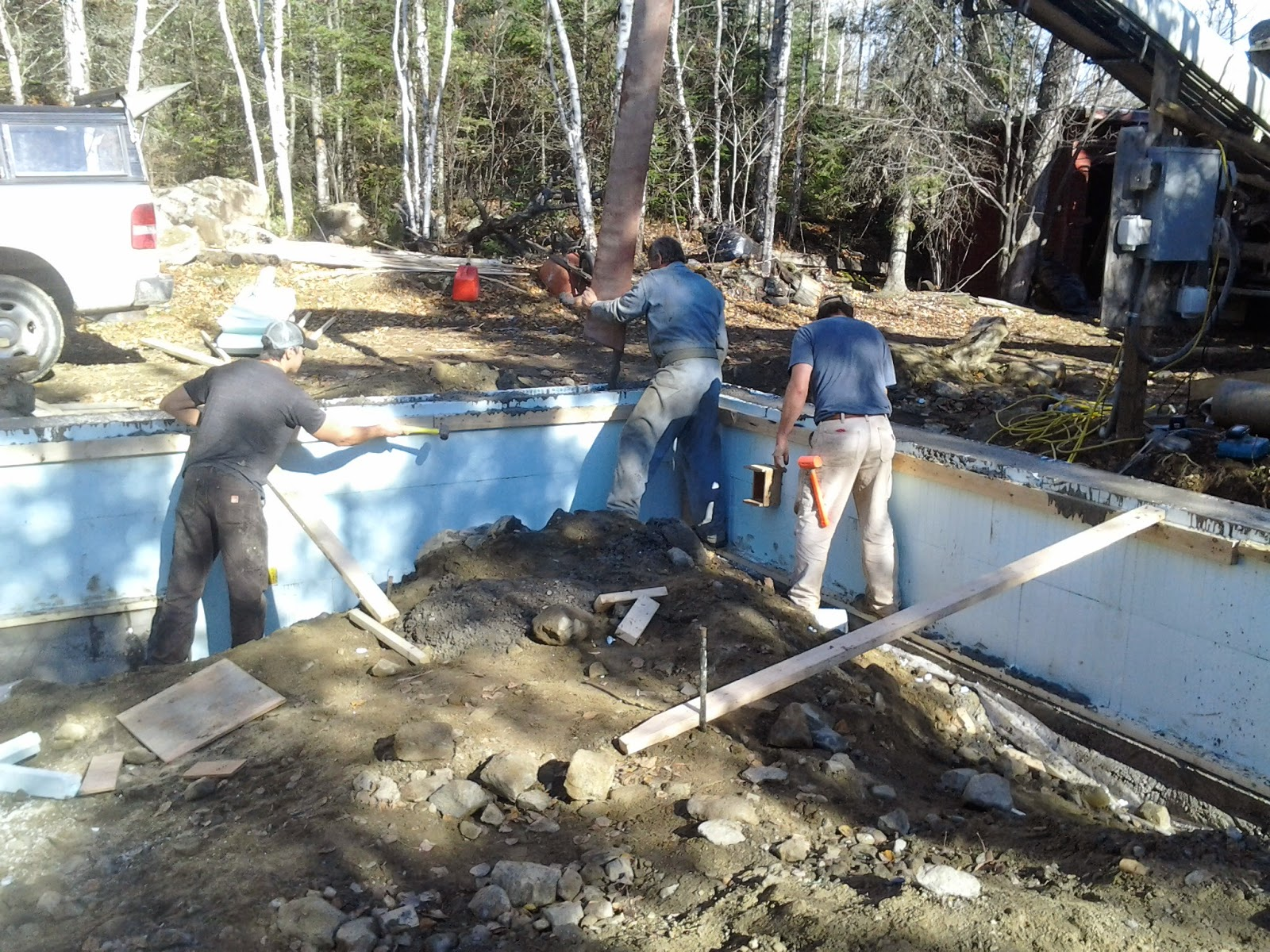 huisman, concepts, ICF, ely, minnesota, custom, construction, homes, log, cabins