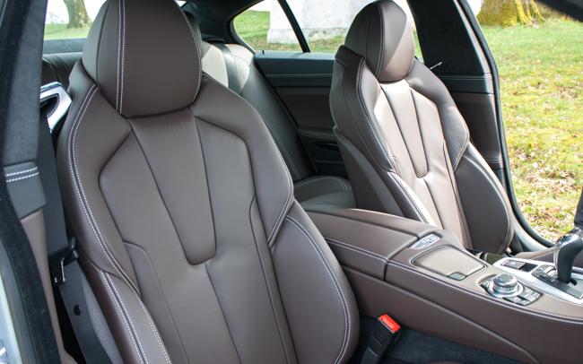 TEST DRIVE: BMW M6 Gran Coupé